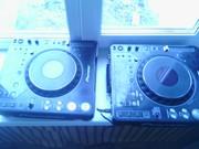 DJ проигрыватель CD,  модель :cdj-1000 mk3